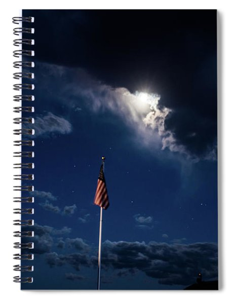Southwest Spiral Notebook