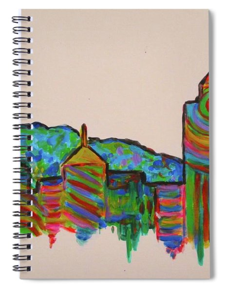 Star City Play Spiral Notebook