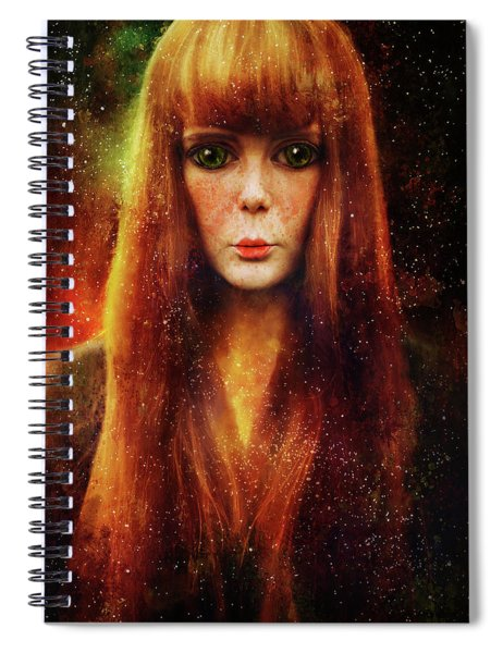 Star Dreamer Spiral Notebook