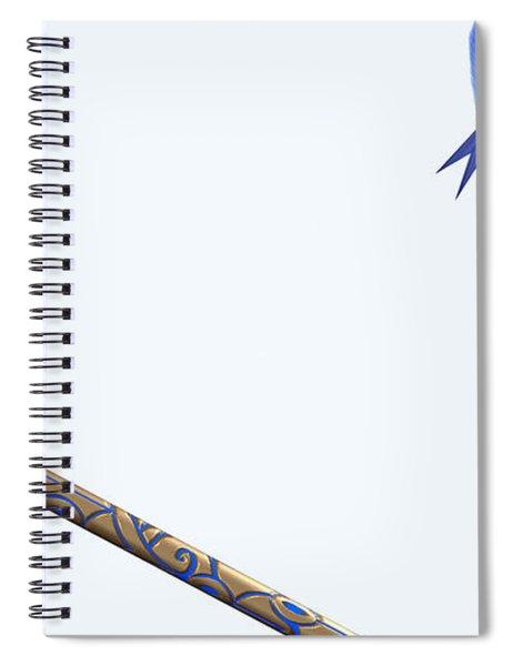Star Fox Adventures Spiral Notebook