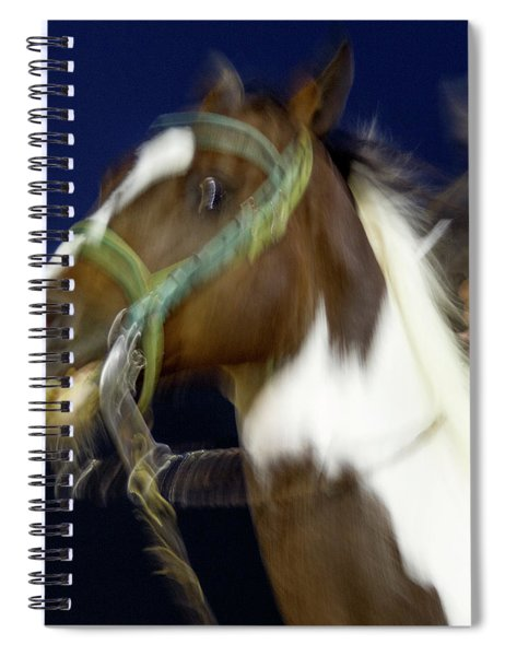 Star Gazing Spiral Notebook
