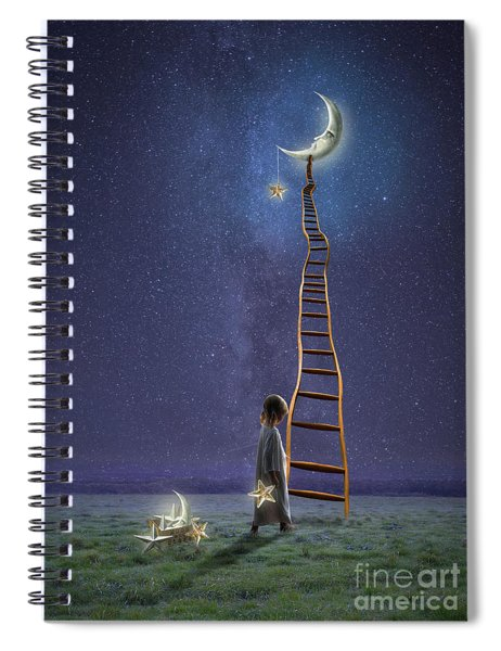 Star Keeper Spiral Notebook