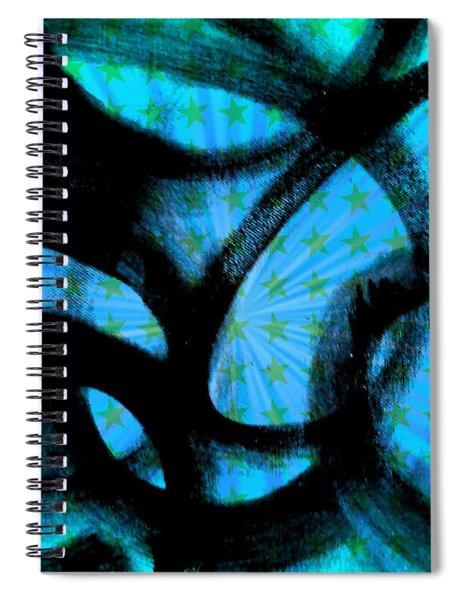 Star Soul Spiral Notebook