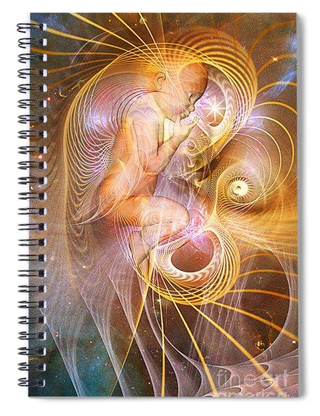 Starchild Spiral Notebook