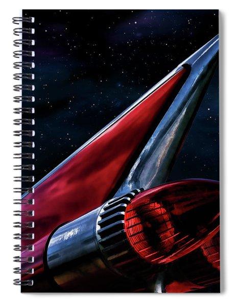 Stardate 1959 Spiral Notebook