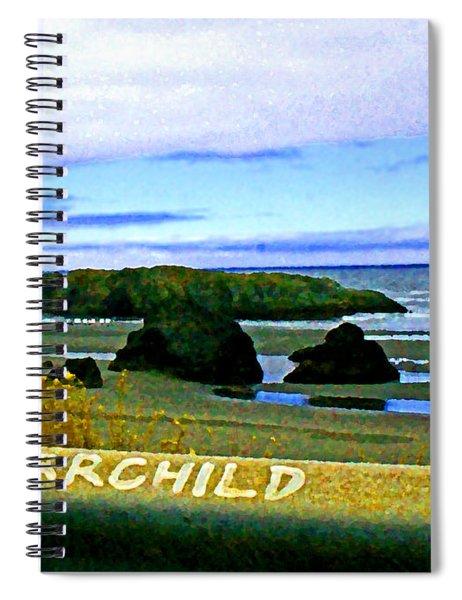 Starrchild Spiral Notebook