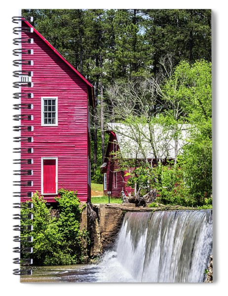 Starr's Mill 2 Spiral Notebook