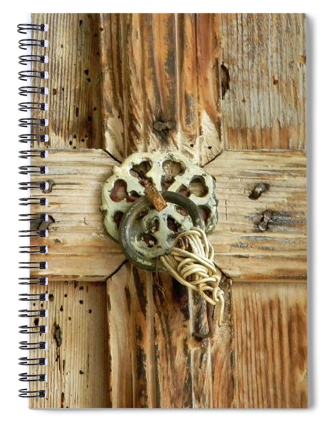 State Of Decay Spiral Notebook