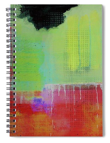 State Of Mind Spiral Notebook