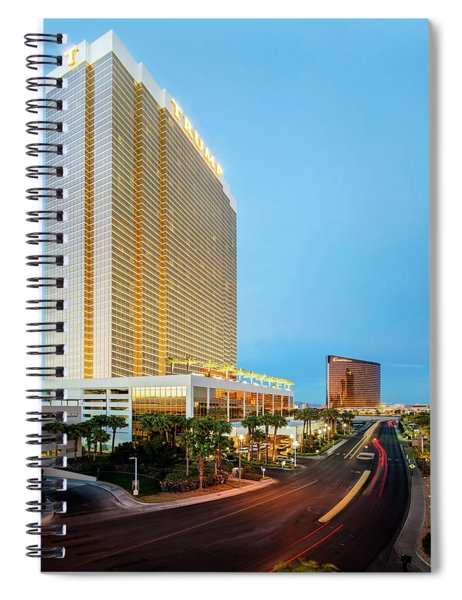 Stay A While Spiral Notebook