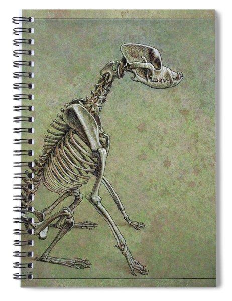 Stay... Spiral Notebook