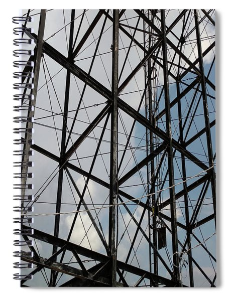 Steal Mountain Spiral Notebook