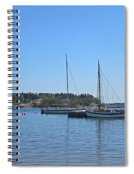 Stensund Spiral Notebook