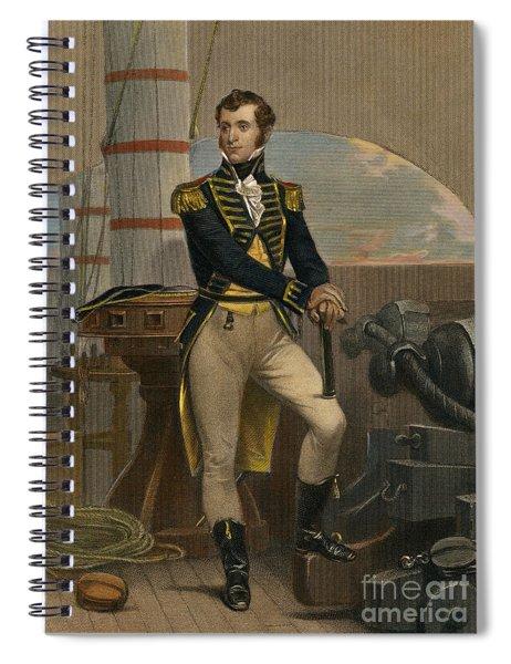 Stephen Decatur Spiral Notebook