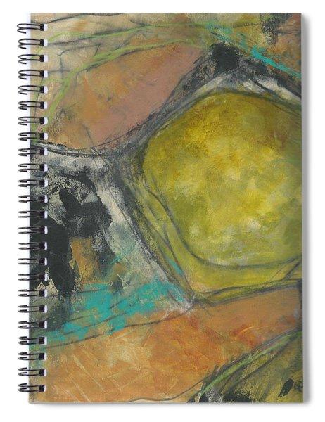 Stepping Stone 2 Spiral Notebook