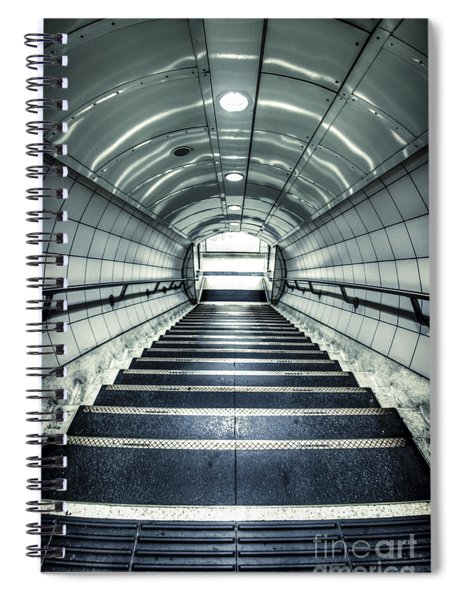 Steppings Tones Spiral Notebook