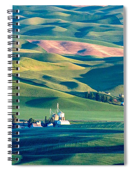 Steptoe View Spiral Notebook