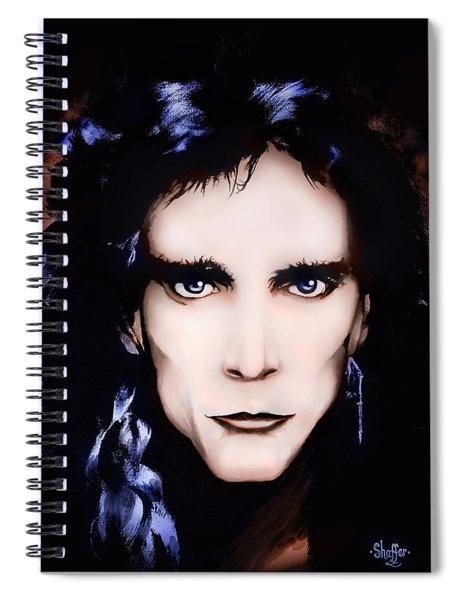 Steve Vai Spiral Notebook