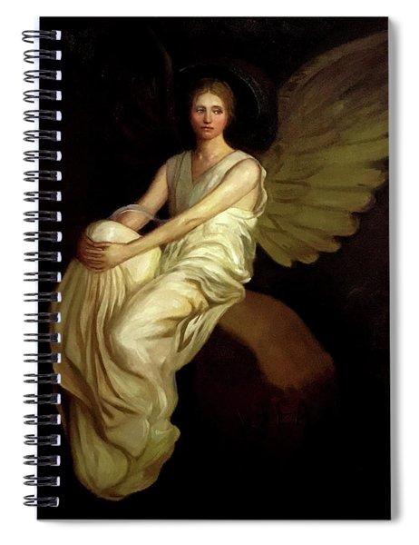 Stevenson Memorial Spiral Notebook