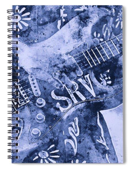 Stevie Ray Vaughan - 04 Spiral Notebook