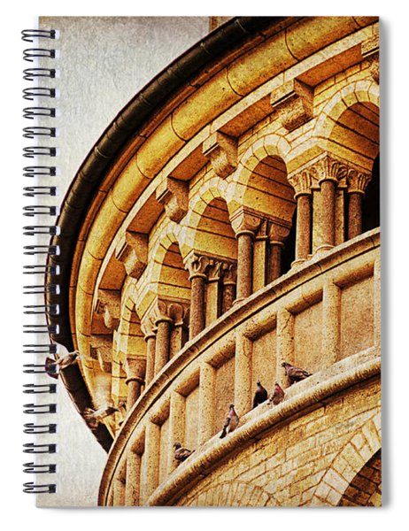 St. Gereon Church In Cologne, Germany Spiral Notebook