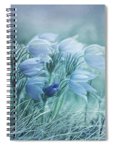 Stick Together Spiral Notebook by Priska Wettstein