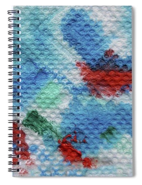 Stigmata Spiral Notebook