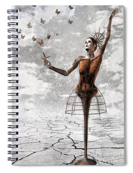 Still Believe Spiral Notebook