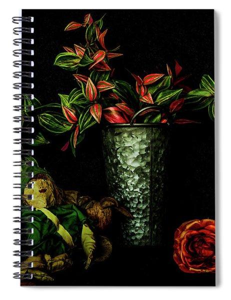 Still Life # 2 Spiral Notebook