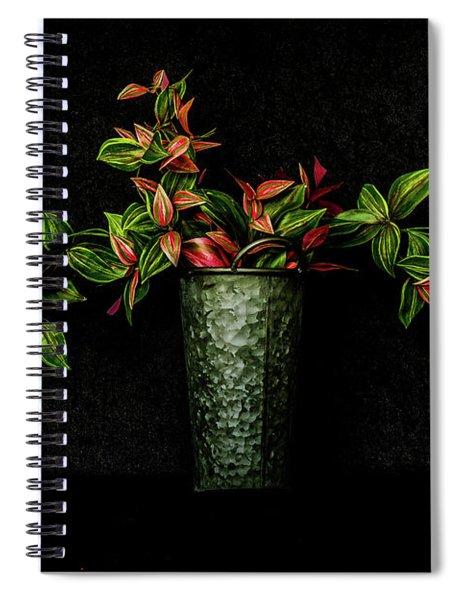 Still Life # 3 Spiral Notebook
