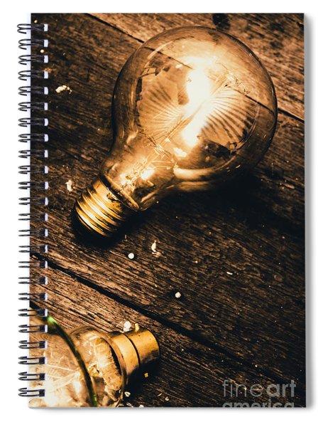 Still Life Inspiration Spiral Notebook