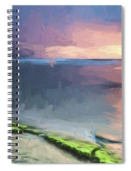 Stillness II Spiral Notebook