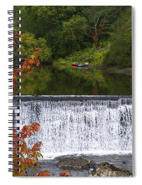 Stillness Of Beauty Spiral Notebook