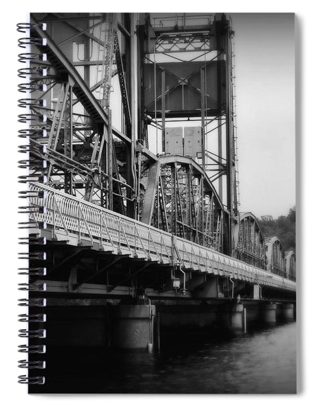 Stillwater Bridge  Spiral Notebook
