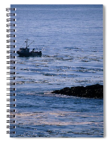 Stillwater Cove Spiral Notebook