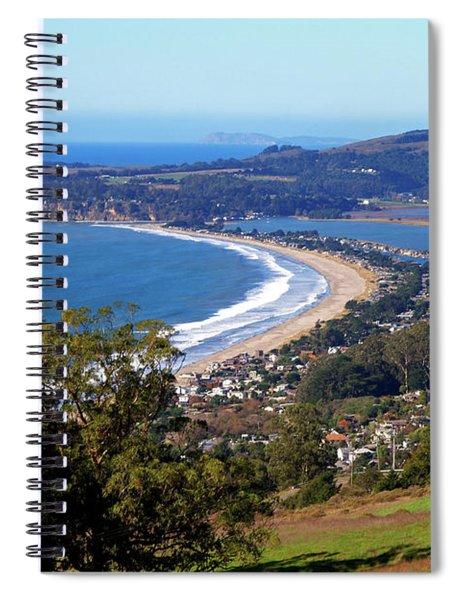 Stinson Beach  Spiral Notebook