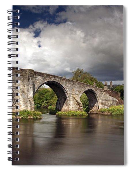 Stirling Bridge Spiral Notebook