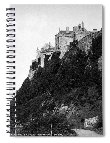 Stirling Castle Spiral Notebook