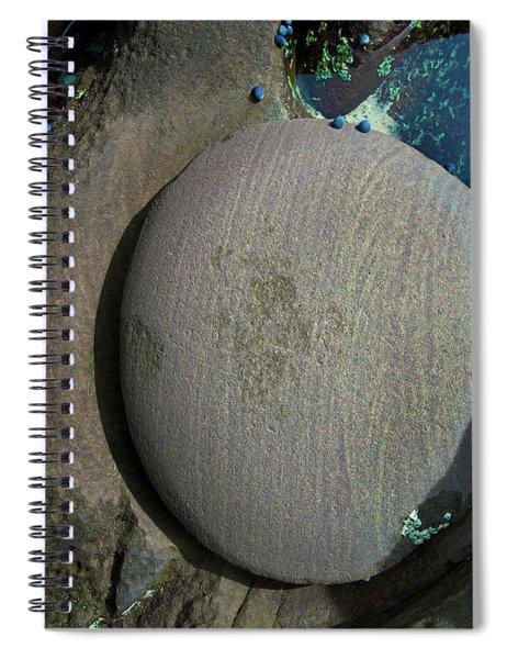 Stone 2 Spiral Notebook