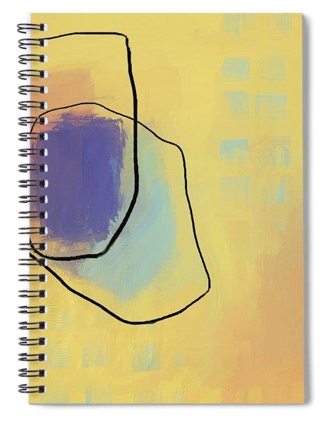 Stone Age Spiral Notebook