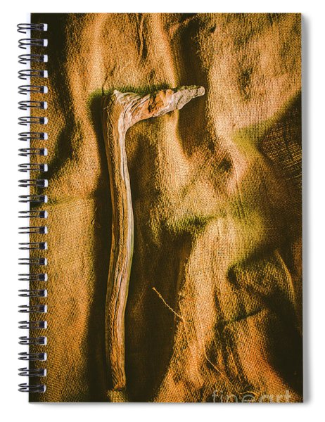 Stone Age Tools Spiral Notebook