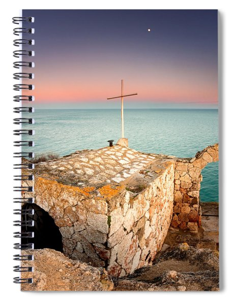 Stone Chapel Spiral Notebook