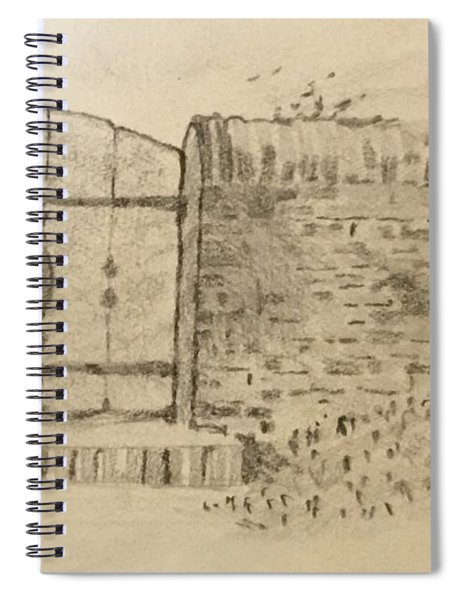 Stone Gate Spiral Notebook