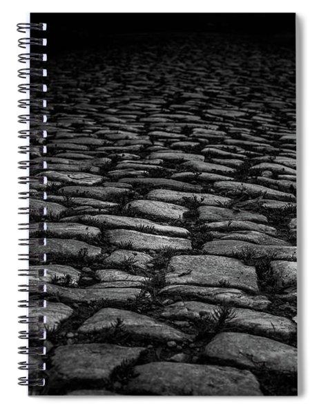 Stone Path Spiral Notebook