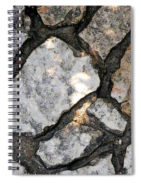 Stone Pathway Spiral Notebook