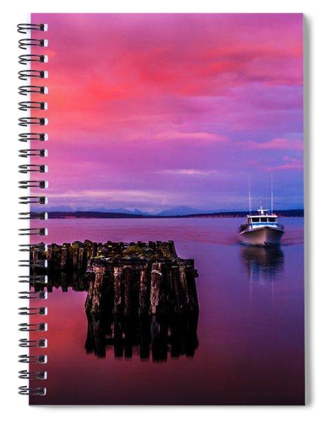 Storm Chaser Spiral Notebook