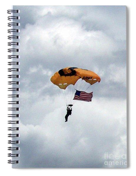 Storm Jump Spiral Notebook