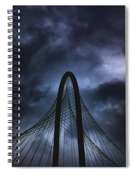 Storm Light Spiral Notebook