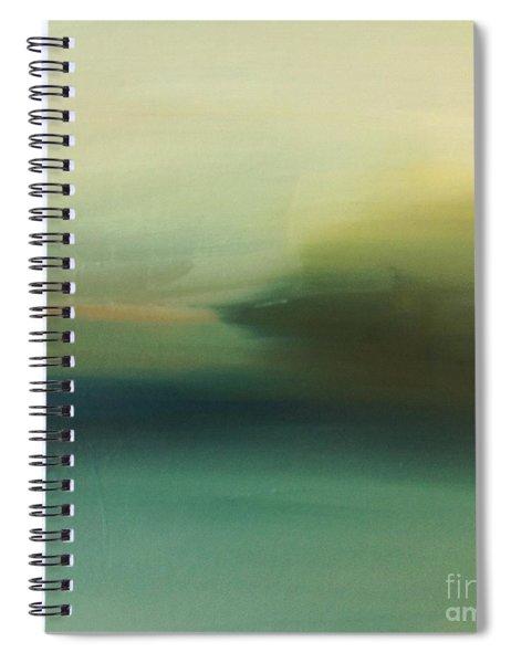 Storm Over Cuba Spiral Notebook