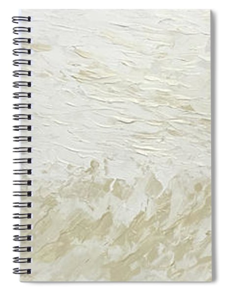 Stormy Shore Spiral Notebook